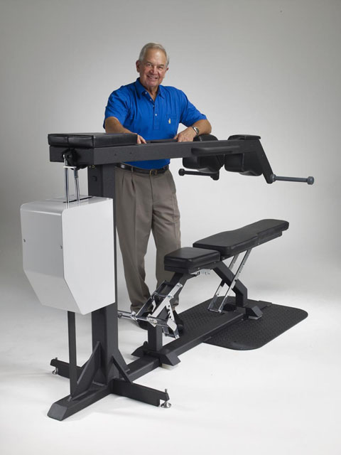 Ariel Computerized Exercise Machine